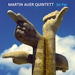 Cover Martin Auer Quintett -So Far-
