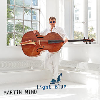 Cover Martin Wind -Light Blue-