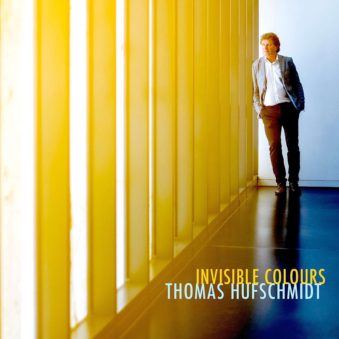 Cover Thomas Hufschmidt Invisible Colours