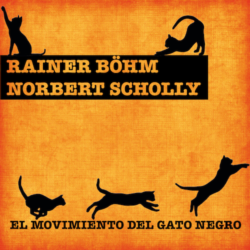 Cover Rainer Boehm / Norbert Scholly © Laika Records